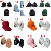 Wholesale Anti Socials Club Anti Social Social Club Panel Unstructured Hat Black Travis Scott Cap panel god pray ovo october cap