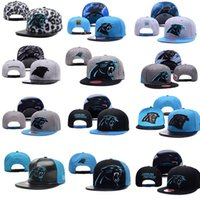 pink panther - 2016 New Arrival Carolina Snapback Adjustable Football Hat Panthers Team Sport Hats for Man Woman Ball Caps Fashion sun caps colors