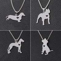 Wholesale doggy style necklace