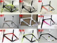 carbon fiber bicycle frame - 2016 Hot Sale cipollini RB1000 T1000 carbon fiber road bike bicycle bicicletas carbono carretera frame set