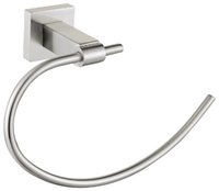 Wholesale Bathroom Pendant Stainless Steel Wire Drawing Towel Ring