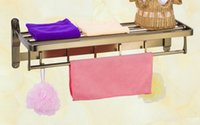 Wholesale Hardware Towel Racks Single Towel Racks Material Aluminum Towel Racks