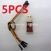 arduino programmer - 5pcs Pro Mini Download USB Programmer RS232 TTL Adapter CTS DTR for Arduino