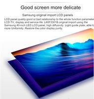 Wholesale TCL inch ultra narrow frame USB video playback the blue LED LCD Full HD TV resolution of popular products