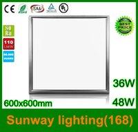 Cheap 600x600mm panel light Best led panel