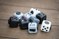 american pressure - Fidget Cube Toy Games for Adult World American Desk Toys Children Christmas Gifts to Relieve Anxiety and Pressure Decompression Toys