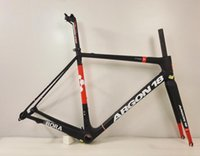 Wholesale light weight NEW T1000 UD argon18 gallium pro boraman full carbon road frame racing bicycle complete bike bicicleta frameset argon