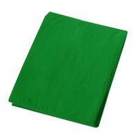 M Green muselina de la fotografía profesional, fondo de algodón puro durable fondo, fotografía 2 x 3
