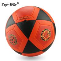 Cheap sports ball Match Ball Size 5 Laminated Club football size 5 match ball 32 panel foot PRO