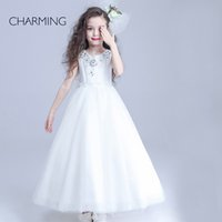 resale - girls gowns flower girl long dresses simple flower girl dresses high quality china products for resale girls gowns