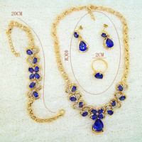 asian decorative plates - The International Fashionhot Selling Business Decorative landscaping zinc alloy jewelry fashion earrings jewelry sets Suitable for Women