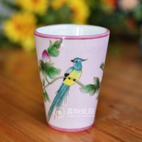 Wholesale Chinese Hand Painted Ceramic cup home decor ceramic coffee cups