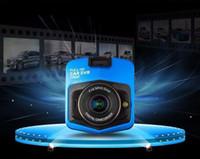 Wholesale 10PCS New mini auto car dvr camera dvrs full hd p parking recorder video registrator camcorder night vision black box dash cam