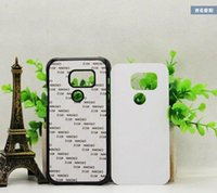 For Samsung active aluminium - DIY Sublimation Heat Press PC cover case with Metal Aluminium plates for Samsung Galaxy S7 Active S4 Active S5 Active S6 Active