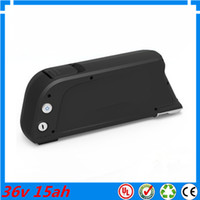 Wholesale Electric Bike V AH new bottle Battery E bike li ion battery with BMS and Charger