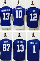 baby rugby jerseys - Giants Baby Jerseys Odell Beckham Jr Eli Manning Pat McAfee Andrew Luck TY Hilton Colts Wayne Toddler Kids Years Jerseys