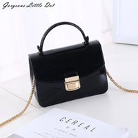 Wholesale Quality Assurance Hot Sale New Woman Single Shoulder Bag Fashion Handbag Pvc Material Elegant Colors