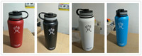 metal water bottle - Promotion oz color Hydro Flask Cups Stainless Steel Hydro Flask Water Bottle Wide Mouth Water Bottle Durable hydro flask mugs