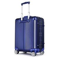 bag case international - Fashion new design travel bags trolley suitcase school luggage case leisure international luggage for girls