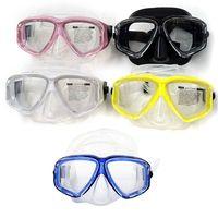 Wholesale Comfortable Large Frame Swim Glasses Swimming Goggles Anti Fog Waterproof