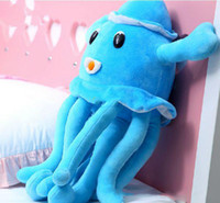 big blue octopus - New Novelty Toy cm Stuffed Soft Plush Cute Big Octopus Toy Great Gift For Babies