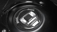 adv films - Exterior Accessories Car Stickers Tappo Serbatoio ADESIVI D CARBONIO PROTEZIONE per MOTO R1200GS ADV K1600GTL HP4 F800S R S1000RR