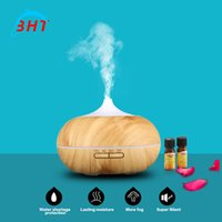 aroma room - Newest mini ultrasonic air humidifier air purifier aroma essential oil diffuser mist for home room car