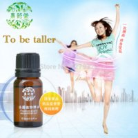 Wholesale 5pieces France plant Potent increased essence oil product teen fast grow taller genuine adult Bone growth