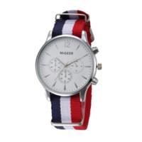 battery school - Top Brand Luxury Nylon Strap Sport Watches Boys Girls Lover s Gift Watches Super Fashion School Style Student Wristwatch