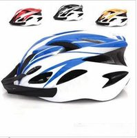 Wholesale Ultralight EPS Air Bicycle Helmet Cycling Helmet Mountain Bike Helmets Bicycle Accessories Dual Use Road Or MTB Casque Casco Ultralight