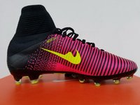 ag golf - Mercurial Superfly V AG PRO Men Football Boots Mens Soccer Shoes Sports Outdoor Shoes Fashional Shoes Size