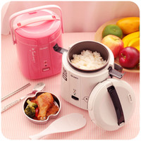 Wholesale love person genuine mini electric power cooker student dormitory multifunctional electric cooker