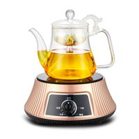 Wholesale electric ceramic stove to cook tea small mini electric household electromagnetic mute Small tea stove