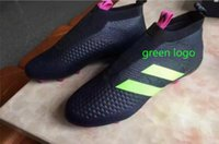 band pink roses - 2016 ace purecontrol A Shoes soccer boots Soccer Shoes Pure Control Football Cleats Soccer Boots Black Rose Pink Green JOP Quality