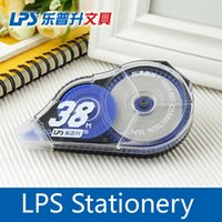 Wholesale pack Office Correcting Supplies Creative Stationery Super Big Capacity m Correction Tape