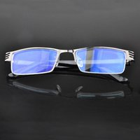 Wholesale NEW Half Frame Men Women Reading glasses Strength Eyeglass Spectacle Diopter Magnifier W1