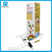 Wholesale 2016USA shipping Christmas Gifts App Control the Lightest Glider Airplane EPP Material diy plane for Kids DHL