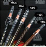 Wholesale Beauty Waterproof Eyebrow Pencil Pen Eye Brow Liner Makeup Tool Lasting Colors