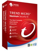 Wholesale Newest genuinue Trend Micro Titanium Maxmium Security Year pc