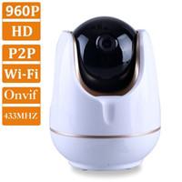 audio webcam - Security Surveillance Wireless HD IP Camera WIFI Webcam Night Vision UP TO M LED IR Dual Audio Pan Tilt Support IE surveillance