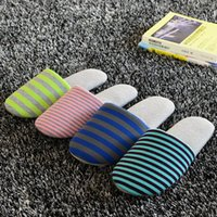 aviation fabric - Hot Sales Autumn Travel Aviation Hotel Home Shoes Cotton Padded Folding Slippers Women Men Indoor Floor Slippers TM0139