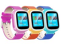 Locator New Cheap Kid Safe GPS Q60 enfant intelligent Montre bracelet SOS Appel Location Finder Tracker pour Kid Enfants Anti Perdu Baby Monitor Fils