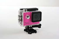 Ultra HD 4K impermeabile di azione macchina fotografica di WiFi SJ4000 Stile H9 Sport fotocamera schermo da 2.0 1080P 60fps Helmet Camcorder 30M Diving Video Camera