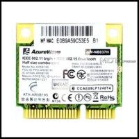atheros wlan - New Atheros AzureWave AR3011 AR9285 AR9002WB NGCD PA3894U Half Mini PCIe WLAN Wifi amp Bluetooth Combo Card
