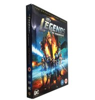 Wholesale Region hot dvds Legends of Tomorrow Season UK Disc set DVD sealed factory price DHL fast shipping