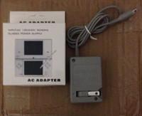 Promotion AC Home Wall Alimentation Chargeur Câble adaptateur avec boîte de détail pour Nintendo DS NDS GBA SP