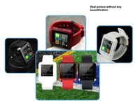 apple mobile device support - Bluetooth Smartwatch U8 smart watch mobile phones accessories support sleep monitor pedometer sport running wearable device DHL Free Shiping