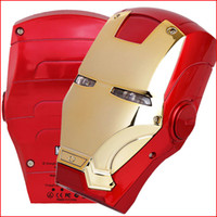 avengers iphone case - New Iron Man The Avengers helmet Hand Superman Mobile Power Bank Power Case for iPhone Samsung HTC External Battery Charger