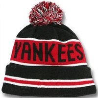 Wholesale New NY Beanie Yankees Beanies Hats Sports Team Hats Newest Beanies Caps Top Quality Cap Brand Beanies Hats Cool Beanies Best Women Beanies