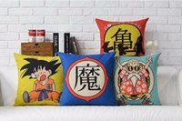 big decorative letters - Big Letters Inferno Spell DRAGONBALL Funs Spain Pillow Massager Decorative Travel Pillows Case Home Decor Home Popular Pop Gift